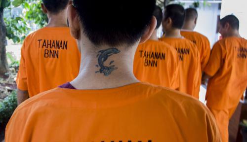 Foto BNNP Riau Amankan 14 Pengguna Narkoba