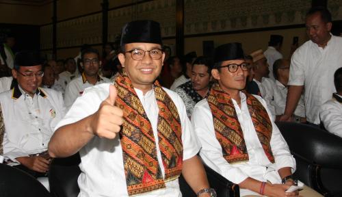Foto Pengganti Sandiaga Uno Belum 'Final', Ini Penyebabnya