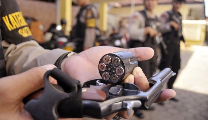 Foto Berita Polisi yang Tewas Ditembak di Cirebon Dapat Kenaikan Pangkat