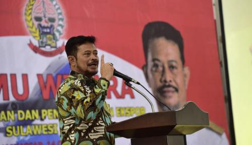 Foto Gubernur Sulsel Minta Bupati dan Wali Kota Perhatikan UMKM