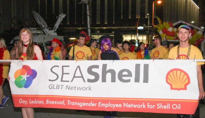 Foto Berita Dukung LGBT, Shell Indonesia Terancam