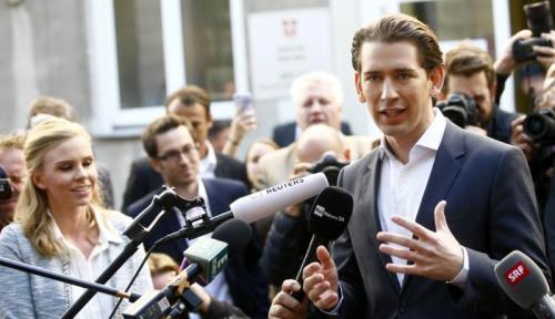 Foto Austria Bakal Punya Pemimpin Termuda di Dunia