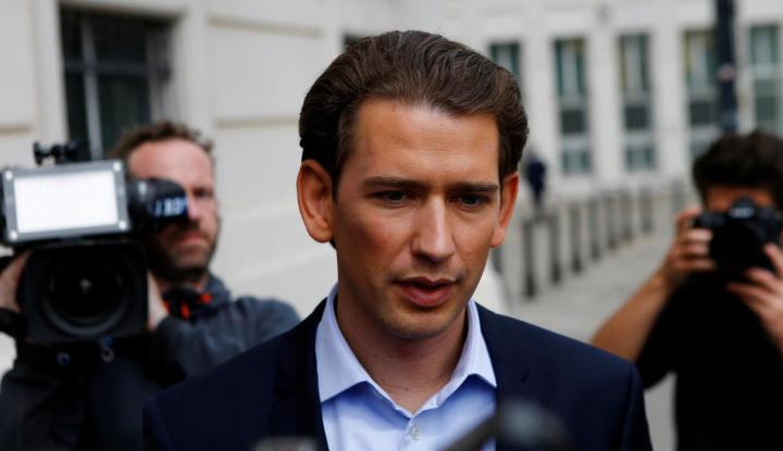 Austria Kibarkan Bendera Israel, Pejabat Turki: Kurz adalah simbol Islamofobia!