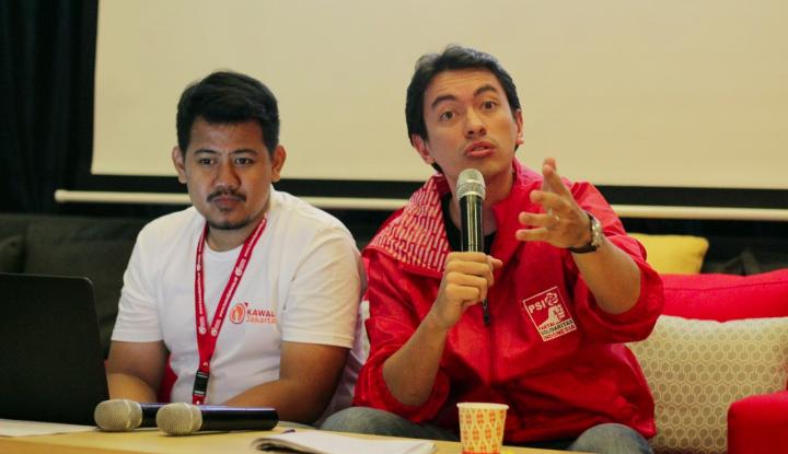 Foto Berita PSI Siap Kawal Anies-Sandi Lewat Web