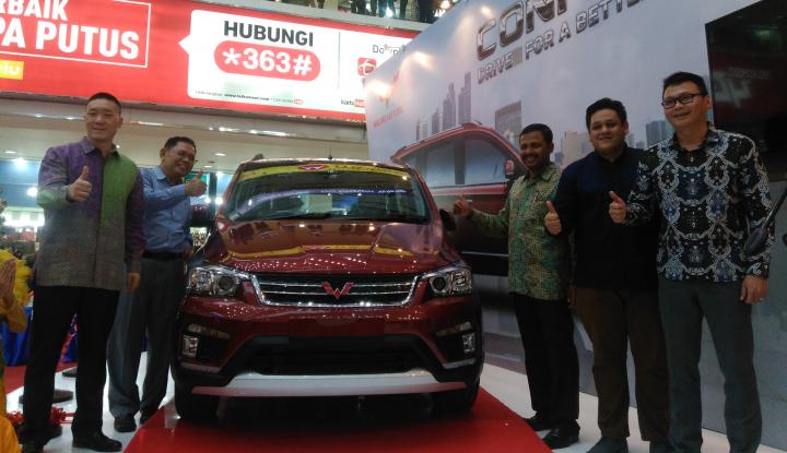 Foto Berita Wuling Bakal Boyong SUV ke Indonesia