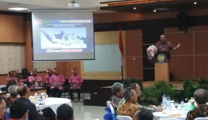 Foto Berita Ini Tiga Pilar yang Dibutuhkan untuk Pilkada Jatim Ala Pakde Karwo