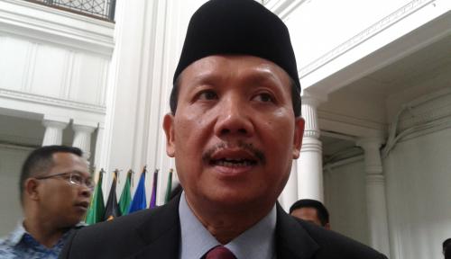 Foto Plh. Gubernur Jabar Akan Dampingi Jokowi Salat Id