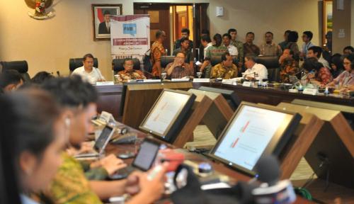 Foto Tiga Tahun Kabinet Kerja, Kemenkop dan UKM Dongkrak PDB Koperasi dan Rasio Kewirausahaan