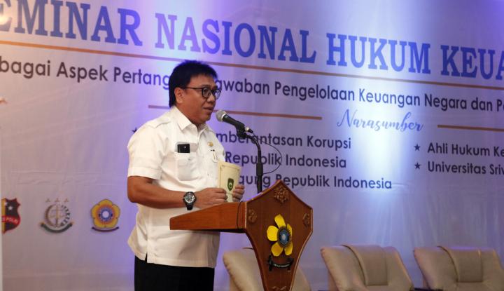 Foto Berita Pelatihan PCB, KPK Sasar Anak-anak Muda dan Kader Politik