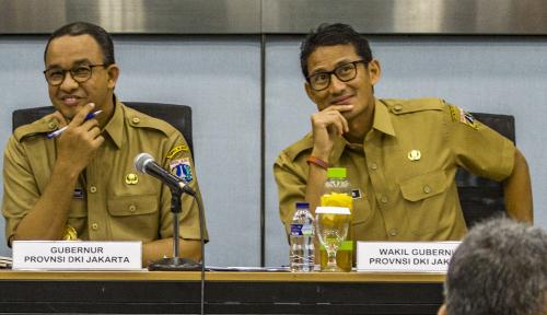 Foto Video Rapat Pimpinan Tidak Diunggah Ke Akun Resmi Pemprov, Sandiaga Bantah Tutupi Hasilnya