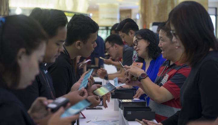 Foto Berita 21 Pelaku IKM di Medan Dapat Pelatihan Reparasi Handphone