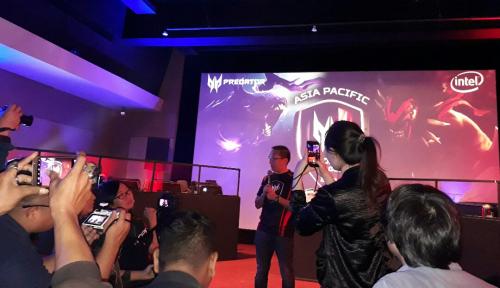 Foto Gelar Turnamen Gaming Kelas Dunia, Acer Janjikan Rp2 Miliar