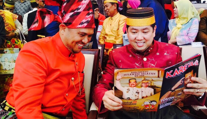 Jadi Orang Terkaya Paling Muda di Indonesia, dari Sini Sumber Kekayaan Hary Tanoe - Warta Ekonomi