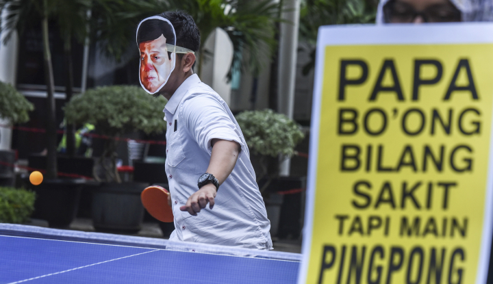 Foto Berita Penyidik Agendakan Pemeriksaan Kecelakaan Setya Novanto
