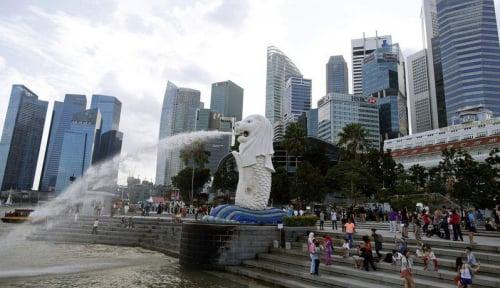Foto Begini Cara Perusahaan Singapura Manfaatkan Kekuatan Teknologi Blokchain