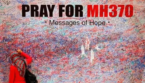 Foto Eks PM Australia: Tragedi MH370 adalah Plot Pembunuhan Massal oleh Bunuh Diri Pilot