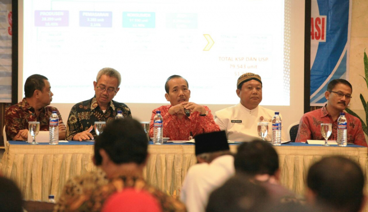 Foto Berita Satgas Daerah Diminta Perketat Pengawasan Terhadap Koperasi
