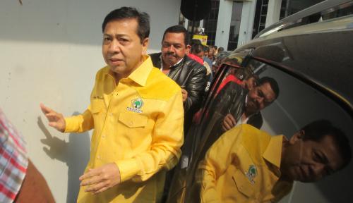 Foto Dirjen Imigrasi Akui Tak Lihat Nama Novanto ke Luar Negeri