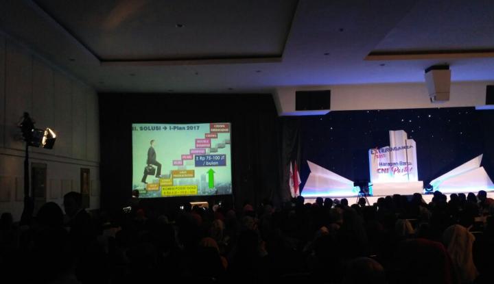 Foto Berita HUT ke-32, CNI Targetkan Pertumbuhan Bisnis Meningkat 30%