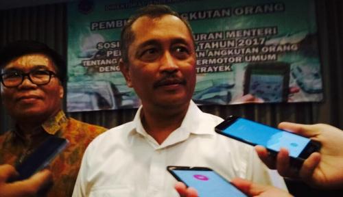 Foto Kemenhub Harap Tak Ada Lagi Judicial Review Permenhub Taksi Online