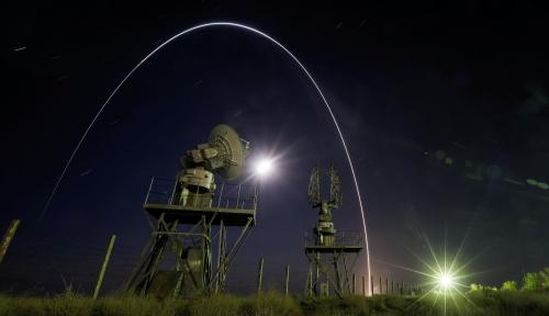Foto Pembangunan Stasiun Peluncuran Satelit, Lapan: Masih Dibahas