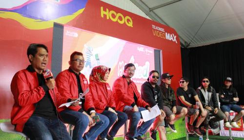 Foto MAXcited 2017, Kembali Sapa Warga Bandung