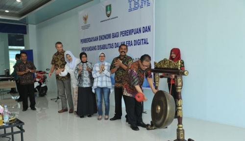 Foto Kemenkop dan UKM Gandeng IBM Berdayakan Perempuan dan Disabilitas