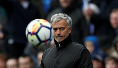 Foto MU Kalah, Mourinho: Tim yang Buruk Layak Dihukum