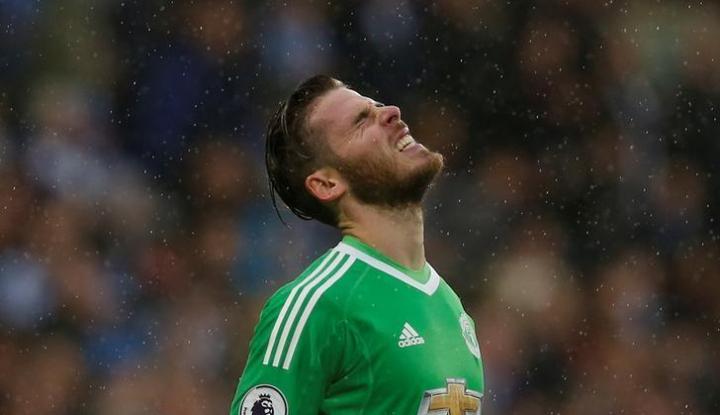 Pemain Tottenham Tuding De Gea Jadi Biang Kekalahan... - Warta Ekonomi