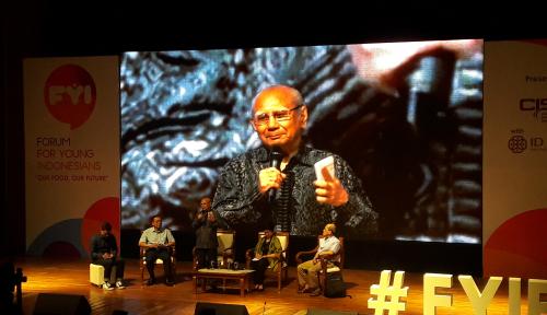 Memprihatinkan! Emil Salim Sebut Indonesia Sumbang 51 Miliar Ton Emisi Karbon Dunia