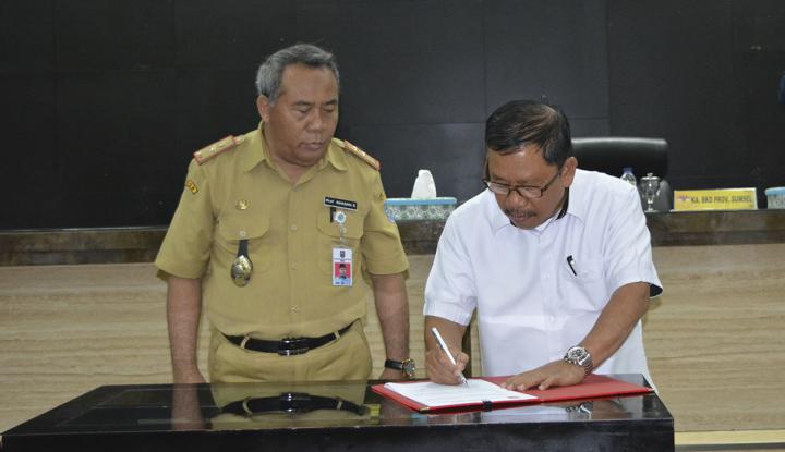 Foto Berita Dukung Nawacita, Pemprov Sumsel Terima 37 Lulusan IPDN Angkatan XXIII