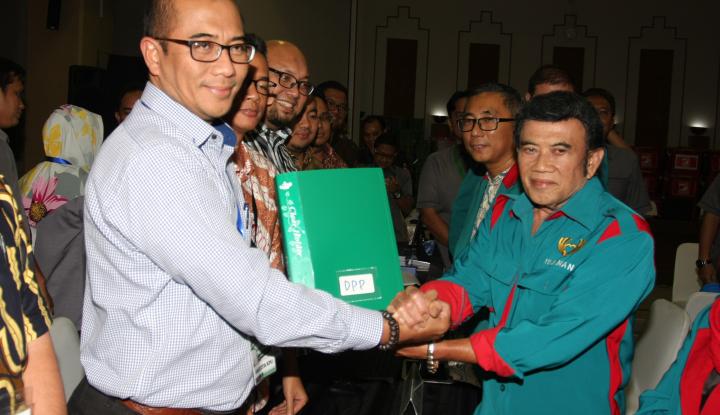 Rhoma Irama Diancam Akan Dibubarkan Konsernya oleh Bupati Bogor