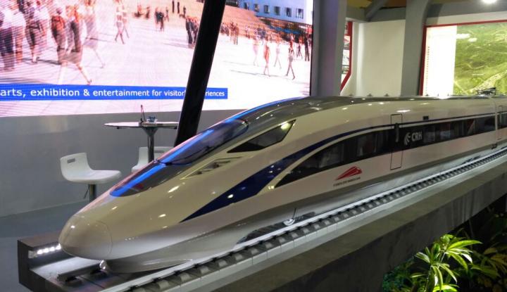 Foto Berita Pinjaman CDB Tahap II Cair, Wika Kebut Pembangunan Kereta Cepat Jakarta-Bandung