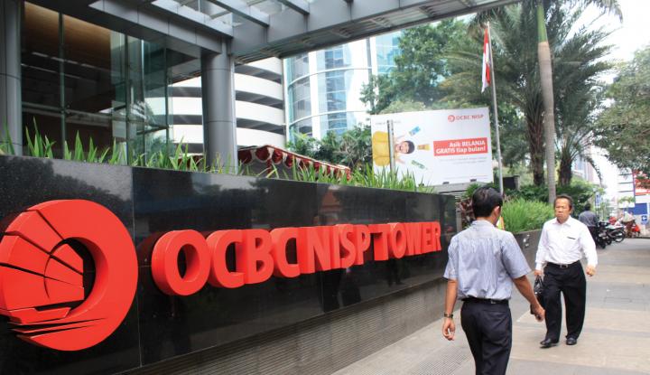 Kredit Bank OCBC NISP Tumbuh 11% - Warta Ekonomi