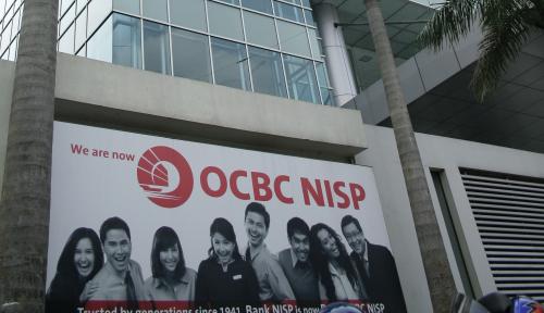 Laba Melompat, OCBC NISP Kumpulkan Rp2,9 Triliun