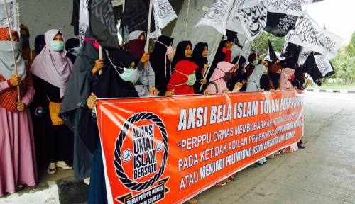 Foto Partai Pendukung Perppu Ormas Terancam Kehilangan Suara?