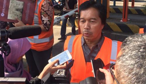 Foto BI: Transaksi E-Toll Purbaleunyi Masih di Bawah Nasional
