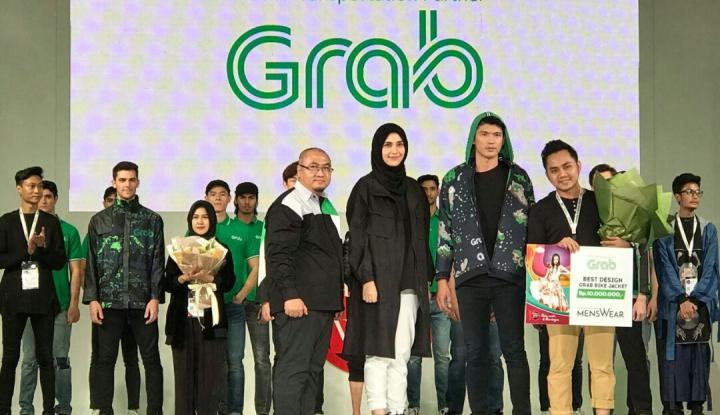 530+ Desain Jaket Grab Terbaru 2019 HD Terbaik