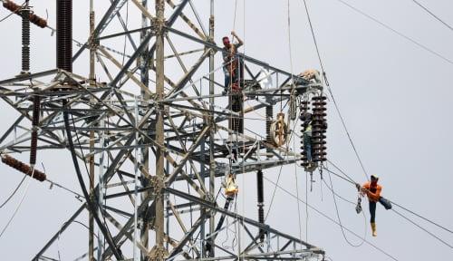 Foto PLN Dapat Pinjaman Rp4,5 triliun untuk Danai Proyek 35.000 MW