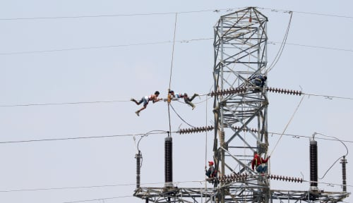 Foto PLN Siapkan Listrik Cadangan Selama Gelaran Asian Games