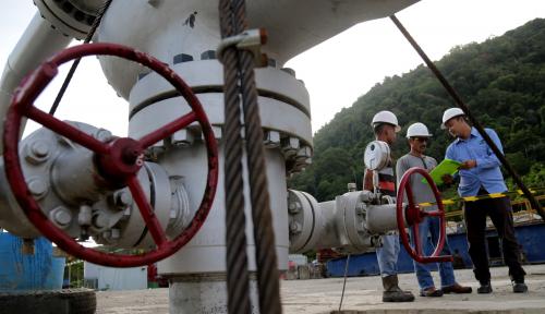 Foto Pertamina Arun Gas Perluas Bisnis Penyimpanan LNG