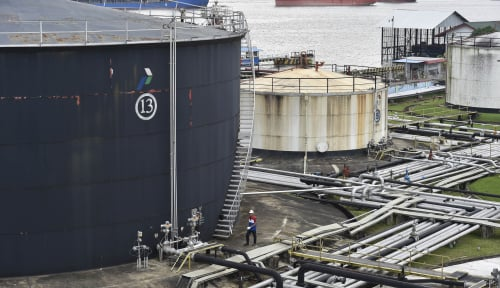 Foto Kemitraan Pertamina-PLN Hemat Anggaran Rp2,79 T