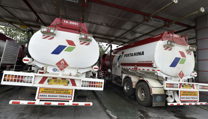 Foto Berita Pertamina Operasikan SPBU BBM Satu Harga di Perbatasan Malaysia