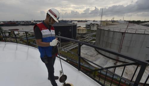 Foto Pertamina Pastikan Proyek PLTGU Jawa-1 Masuki Tahap Konstruksi