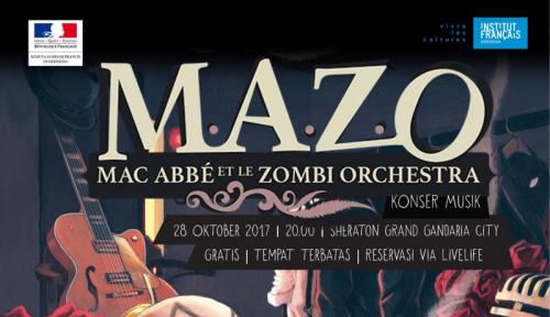 Foto Yuk Rayakan Halloween Bersama Mazo!