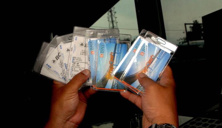 Foto Berita Gugatan Aturan BI soal e-Money Resmi Ditolak MA