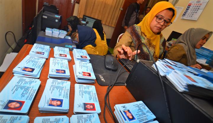 Foto Berita Lima Provinsi Ini Masih 'Merah' dalam Rekam E-KTP, Coba Lihat