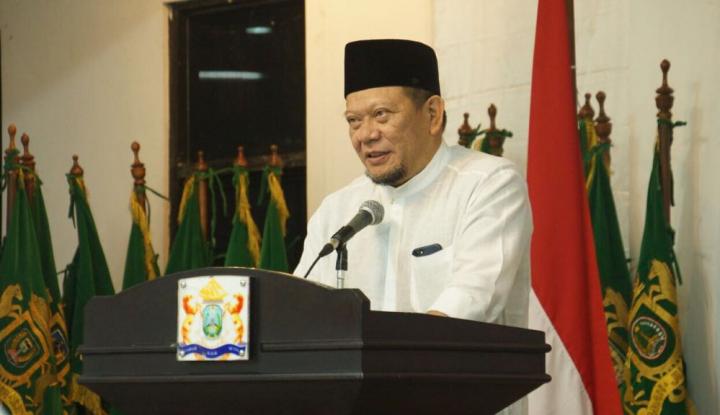 Foto Berita Disia-siakan Prabowo, Relawan Dorong La Nyalla Begini...