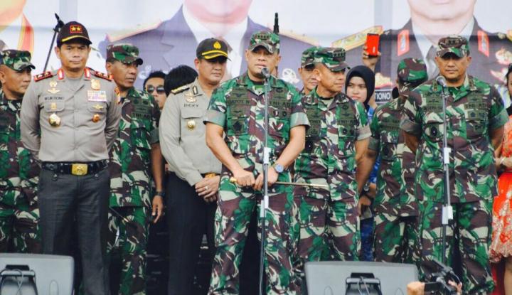 Foto Berita Jenderal Gatot Titip Pesan untuk Penggantinya