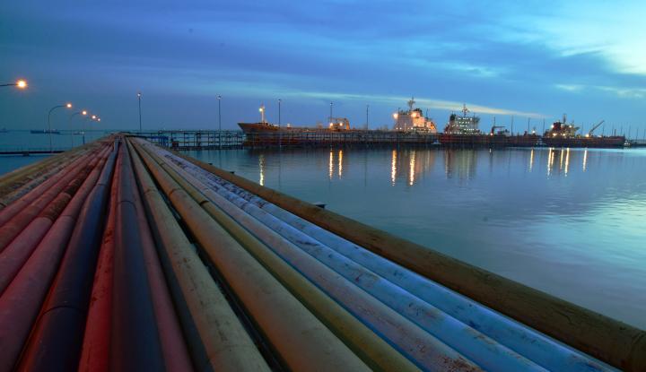 Foto Berita Pembangunan Pelabuhan Kendari Newport Akan Tuntas Oktober 2018